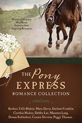 Pony Express cover
