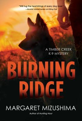 Burning Ridge book