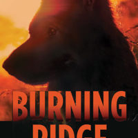 Burning Ridge Book Spotted in the News