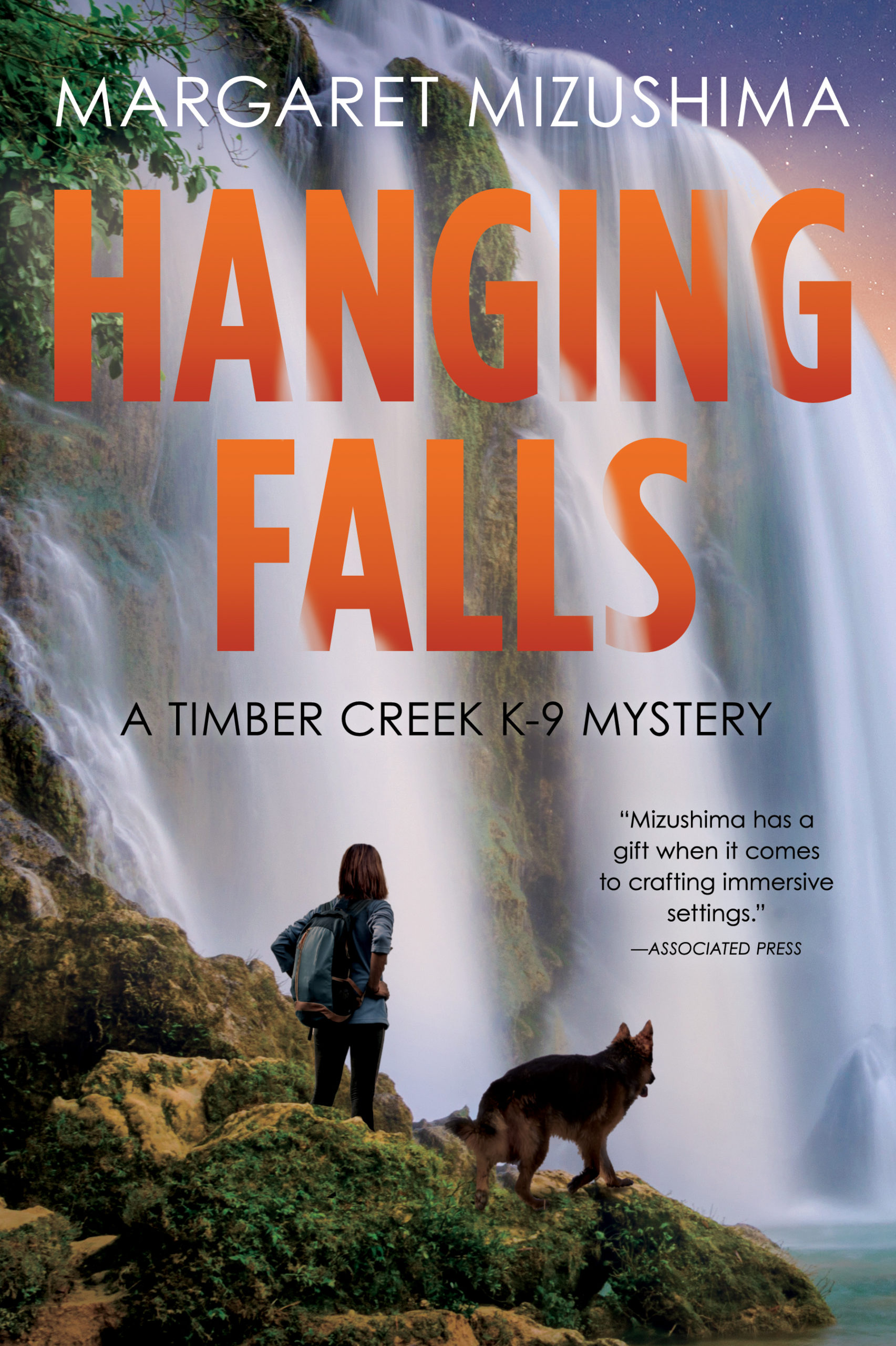 Hanging Falls by Margaret Mizushima new