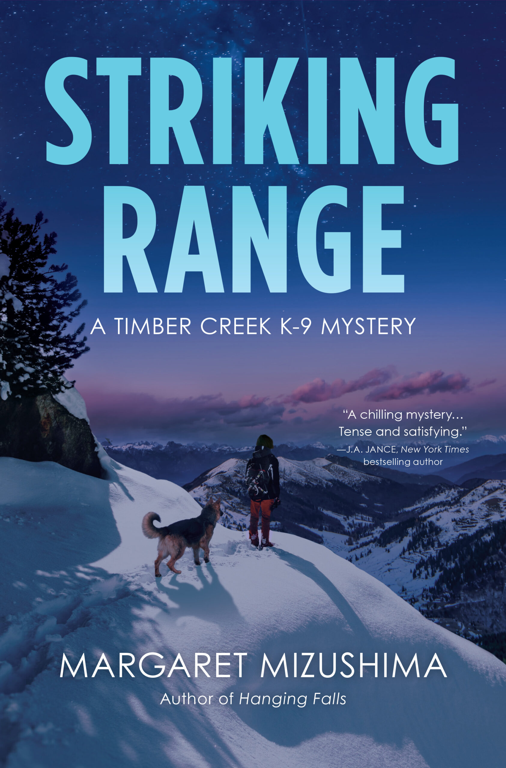 Striking Range By Author Margaret Mizushima